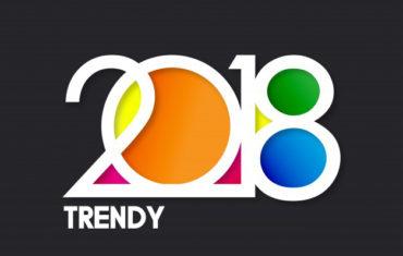 Trendy w projektowaniu 2018